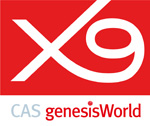 CAS genesisworld X9